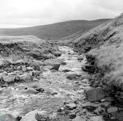 Hell Gill, Source of River Eden